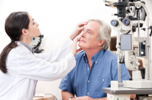 Optometrists in VA 2016